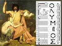 Олимпийские боги Зевс, Посейдон, Аид, их отец Кронос в матрице Мироздания, и тайна числа 666