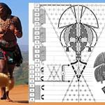 Тайный смысл африканских масок предков в матрице Мироздания