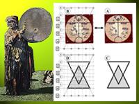 Тайны символов шаманов мира в матрице Мироздания. Часть первая
