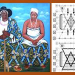 Тайны символов шаманов мира в матрице Мироздания. Часть третья. Вуду