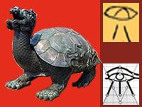 Тайна символов времен неолита на панцирях черепах в захоронениях Цзяху в Китае в матрице Мироздания