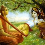 Притча о Майе. Нарада, Бахира́нга-ша́кти и Гуны материальной природы в матрице Мироздания