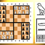 Сакральные истоки игр древности — Сенет из древнего Египта, шахматы, нарды и ряд других игр