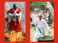 Хождение по огню и Агни Гайятри мантра