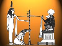 Тайна плана пирамиды Хеопса и зала Маат в матрице Мироздания
