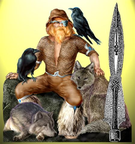 Рунический алфавит Футарк, Один, Валгалла, Брахма и Зевс в матрице Мироздания, Амен Ра, Древний Египет, Иероглифика, Сакральный смысл священных символов
