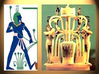 Свет небесного Нила — Хапи в матрице Мироздания
