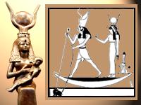 Тайный смысл сражения Гора с Сетом в образе гиппопотама открывается в матрице Мироздания
