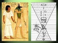 Тайна названия египетской Книги Мертвых в матрице Мироздания