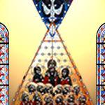 Матрица Мироздания сакральный базис для икон и священных символов Коптов