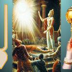 Матрица Мироздания сакральный базис священных символов религий Индии. Господь Кешава и Его символы власти