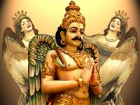 Тайну Имени бога Сварог и вещей птицы Гамаюн открыла матрица Мироздания